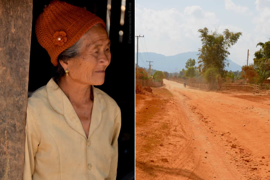 Laos Whisky backroads