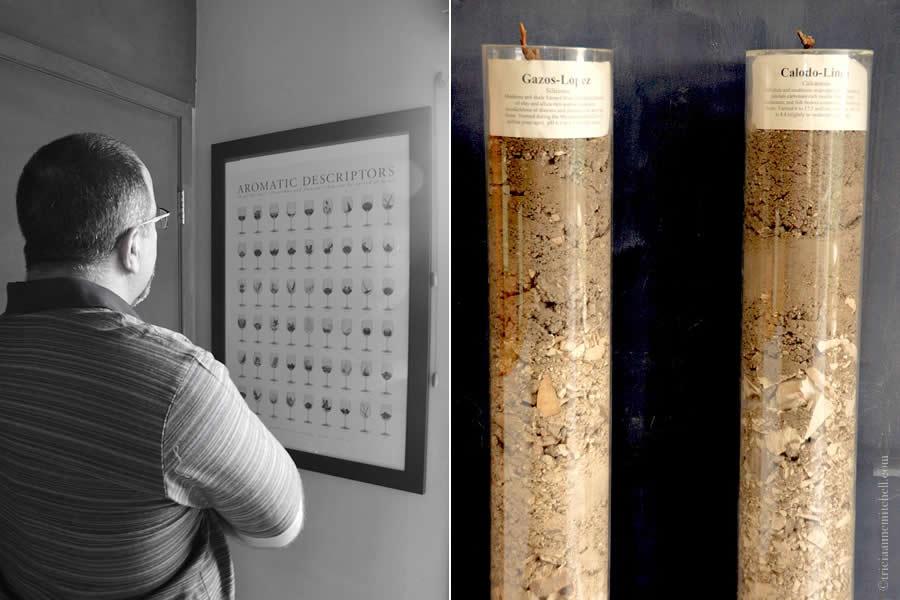 L'Aventure Winery Soil Composition