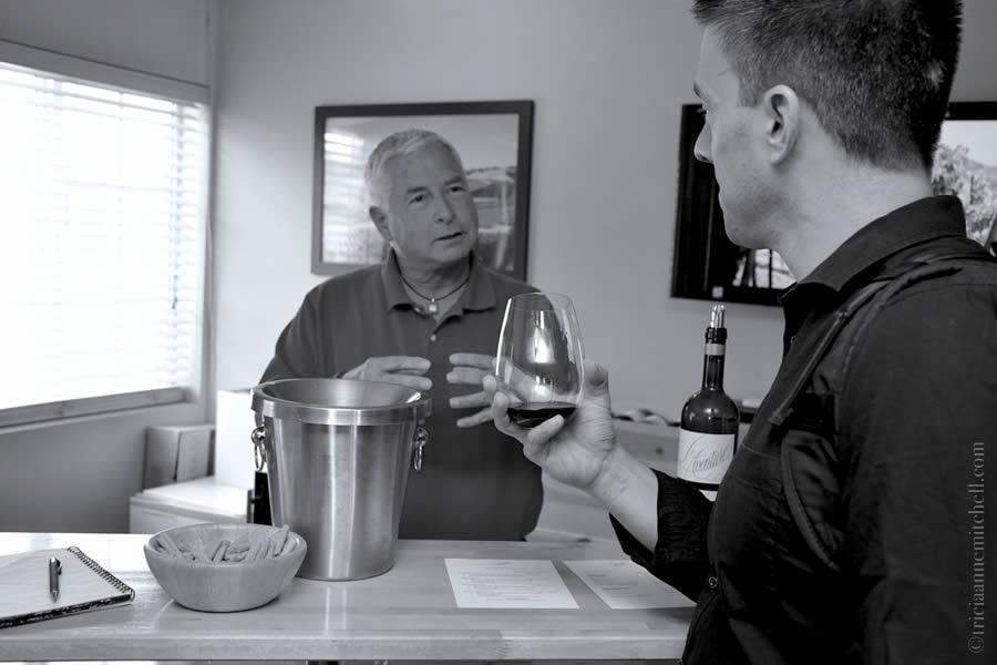 L'Aventure Winery Tasting