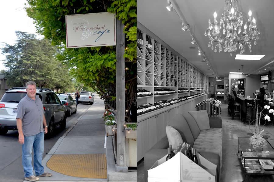 Los Olivos Wine Merchant Cafe Sideways Filming Spot