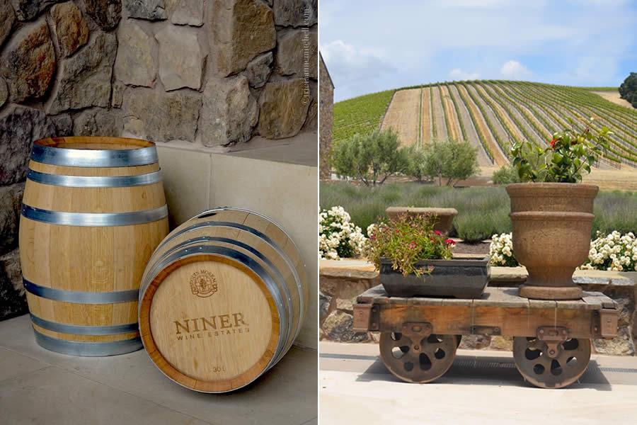 Niner Wine Estates Grounds