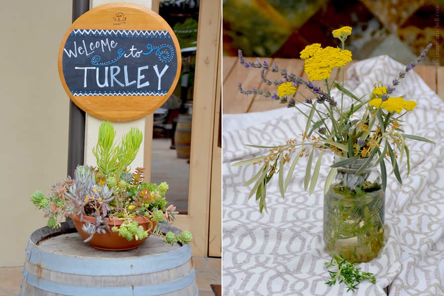 Turley Winery wine tasting Paso Robles