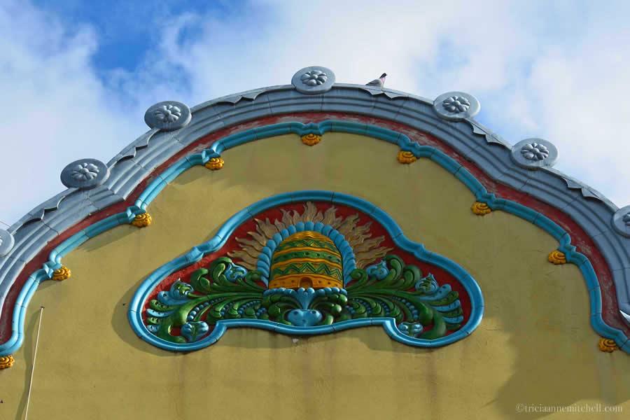 Art Nouveau Architecture Beehive Subotica
