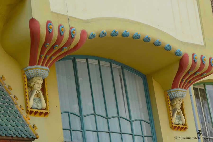 Art Nouveau Architecture Subotica Serbia