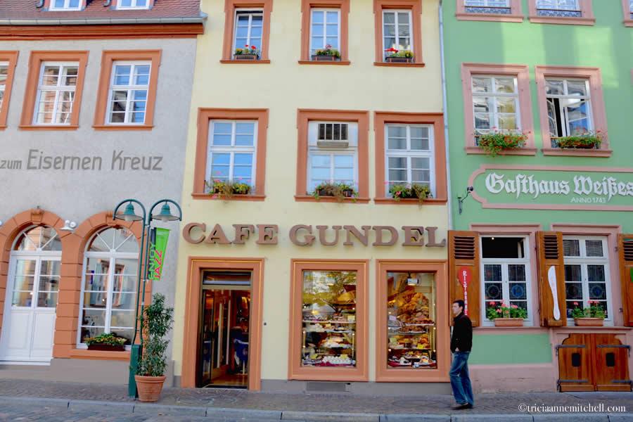 Café Gundel Heidelberg