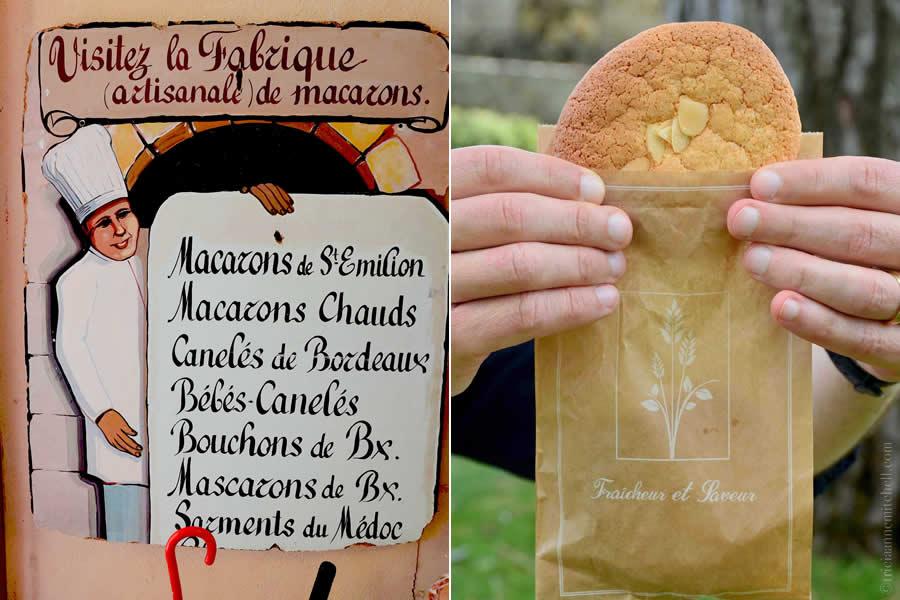 Gluten Free Macarons Saint Emilion Bordeaux France