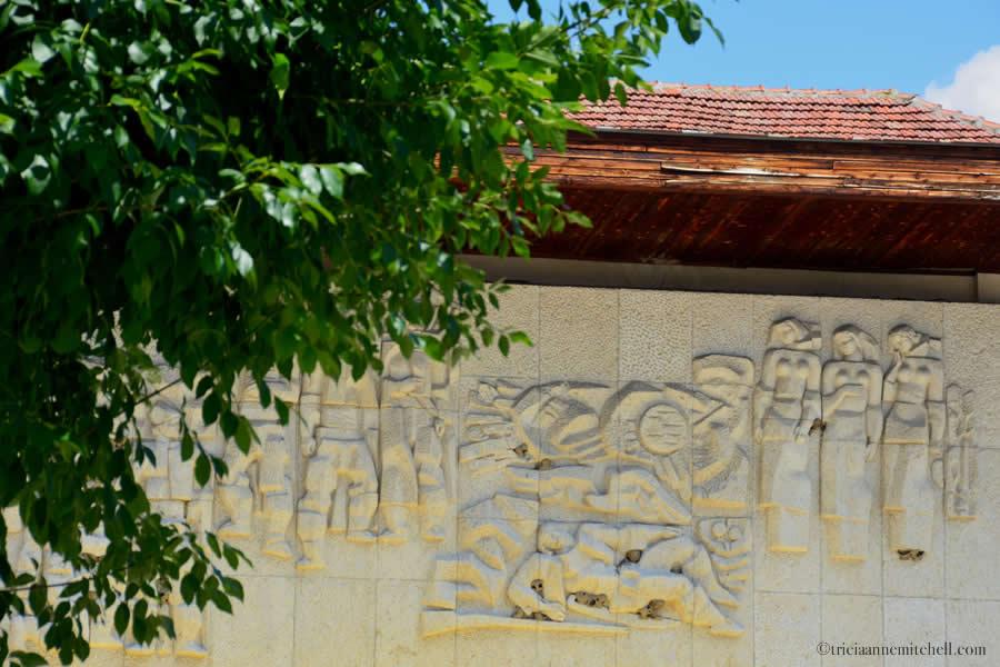 Kalofer Bulgaria Architecture