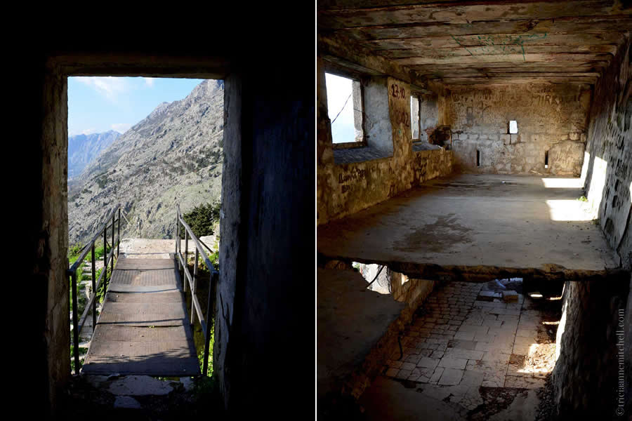Kotor Fortress Interior