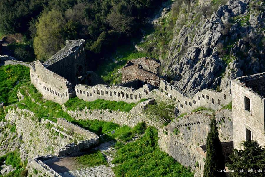 Kotor Fortress Ramparts