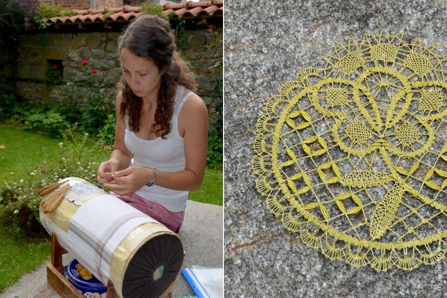 Lace Making Kalofer Bulgaria