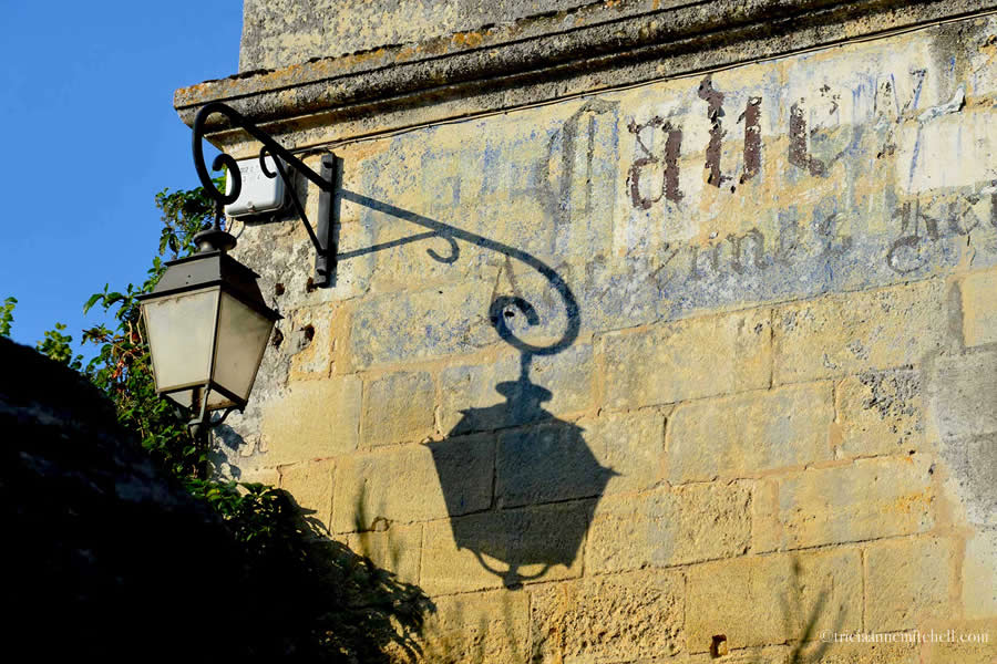 Lamp Shadow Saint Emilion Home Bordeaux