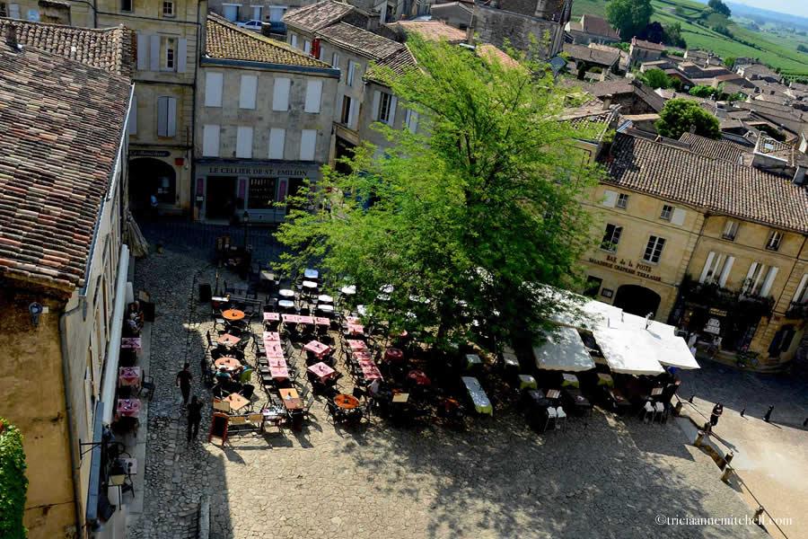 Saint Emilion Square Bordeaux