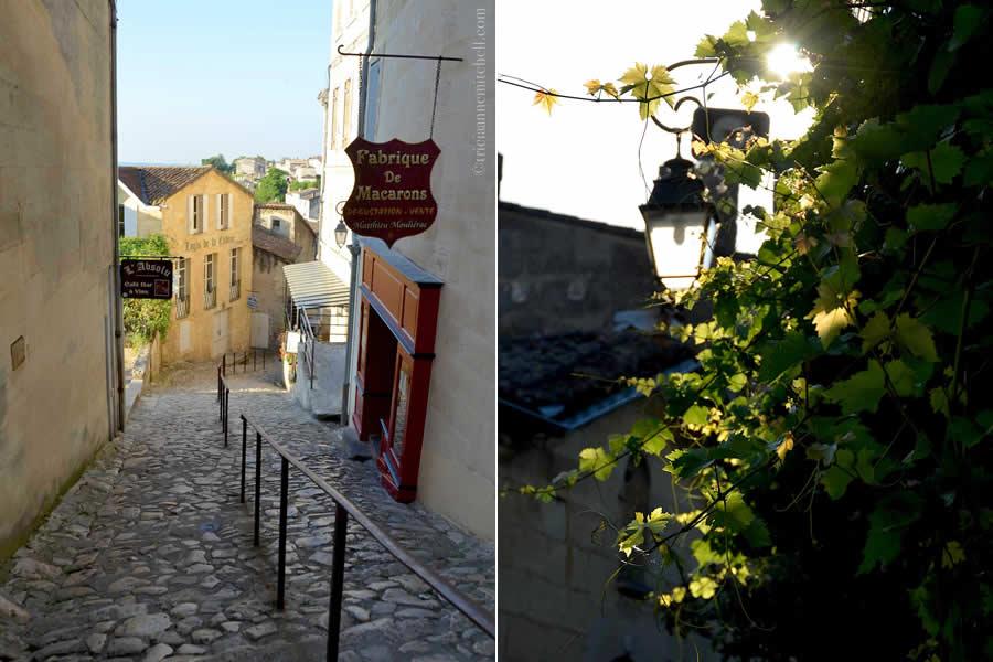 Saint-Emilion Tertre and Macaron Shop