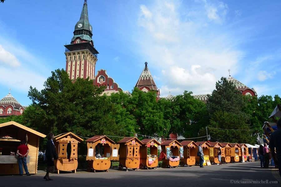 Subotica City Hall Festival