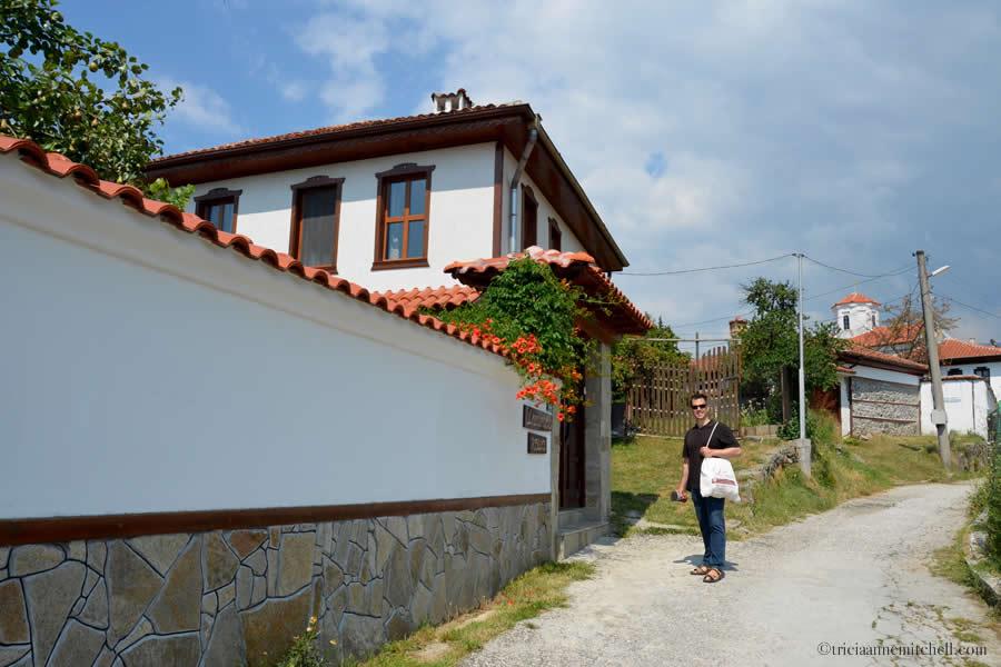 To Market in Kalofer Bulgaria