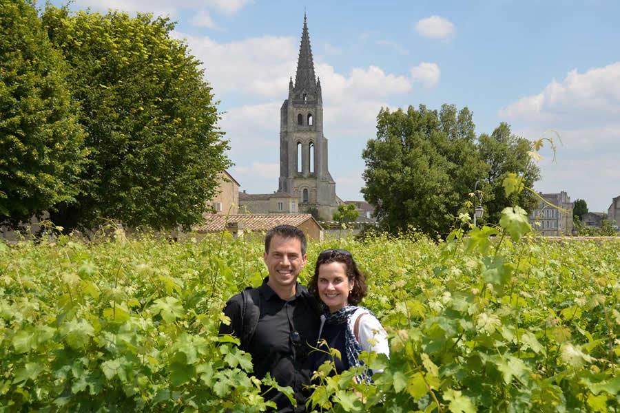 Tricia Shawn Mitchell Saint Emilion Bordeaux