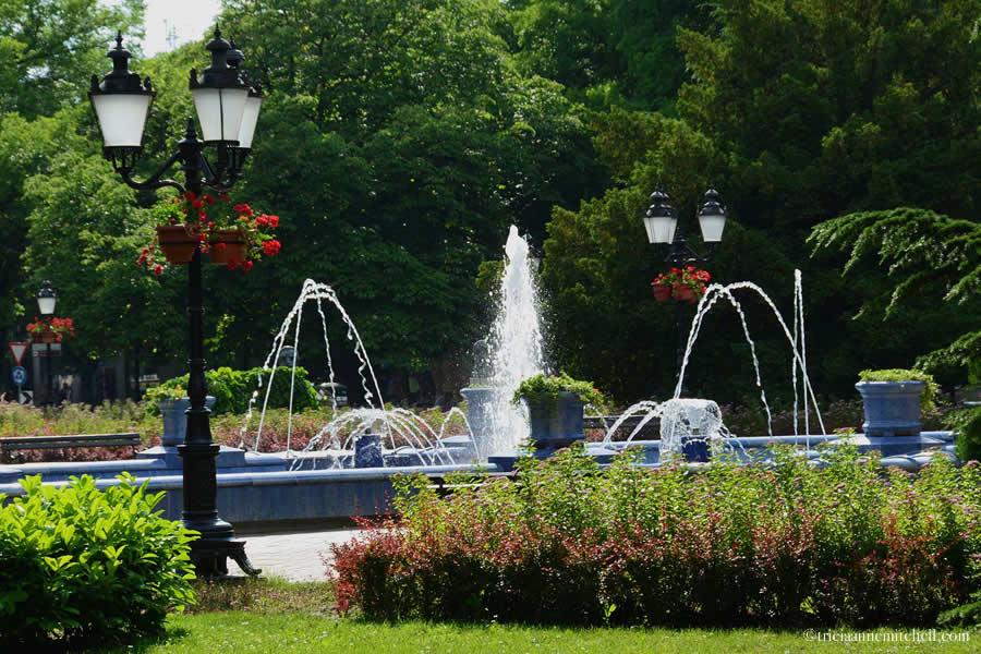 Subotica Park Serbia