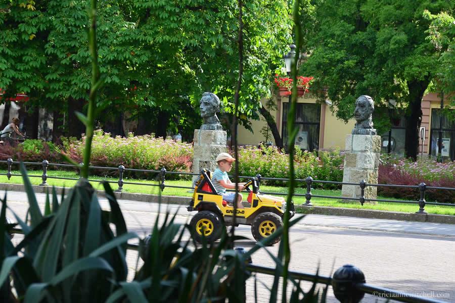 Subotica Serbia Park