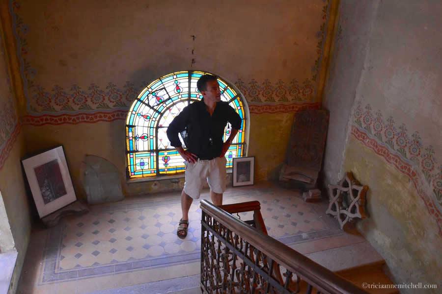 Subotica Synagogue Interior