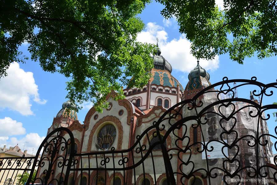 Subotica Synagogue Serbia