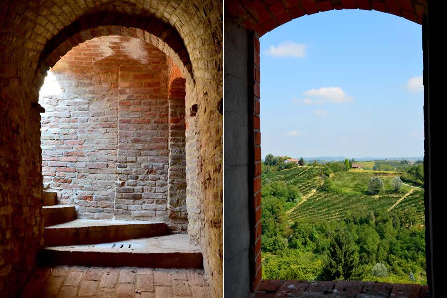 Arches Castelnuovo Calcea Italy