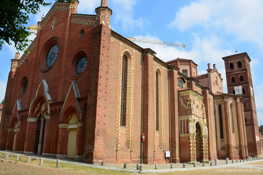 Asti Cathedral Italy