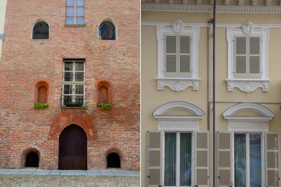 Asti Italy Architecture