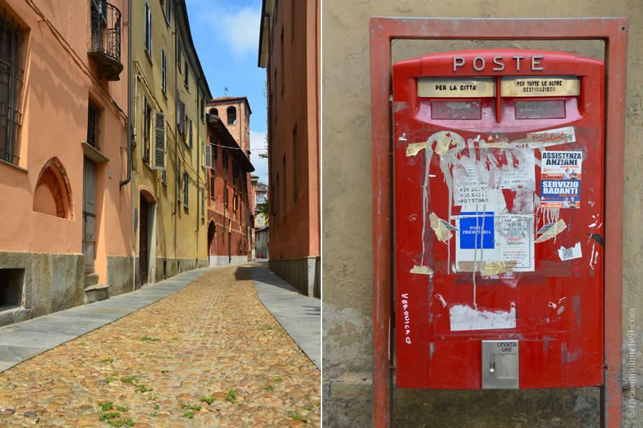 Asti Street Scenes Italy