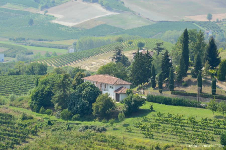 Castelnuovo Calcea Piemonte Italy