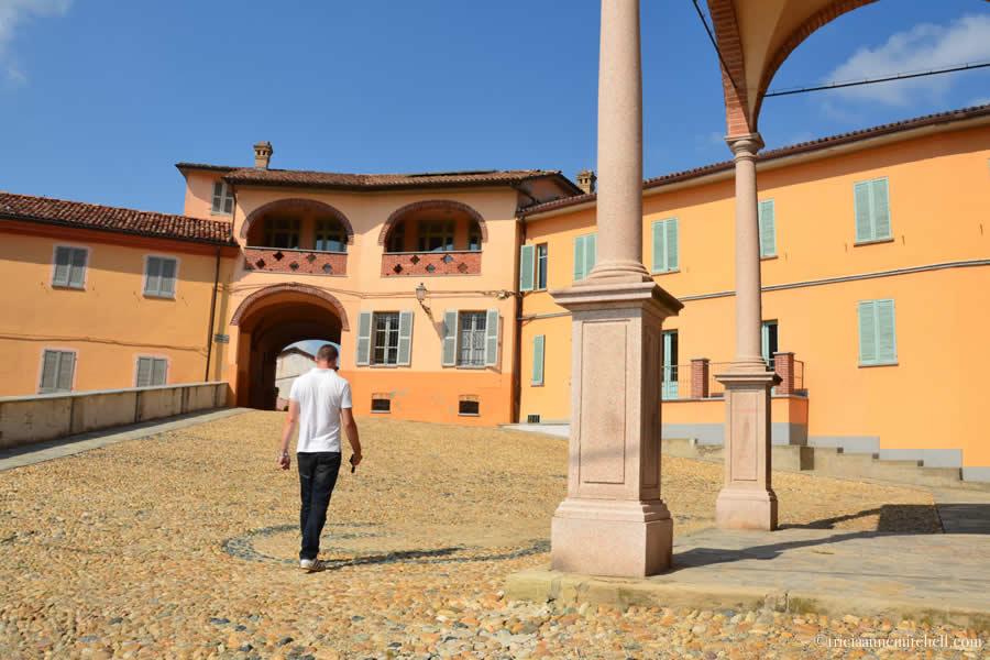 Comune di Castelnuovo Calcea Piemonte Italy