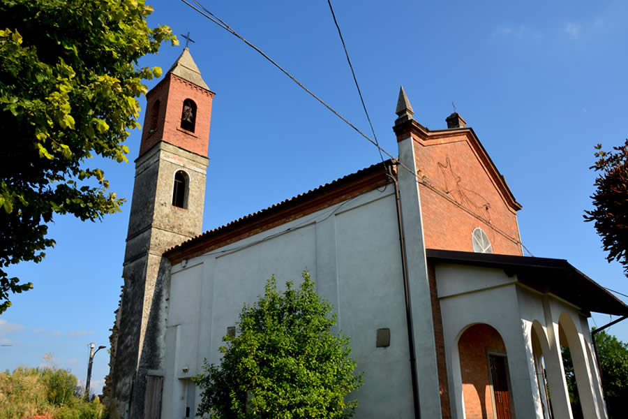 Erede di Chiappone Armando Church Neighboring Monferrato