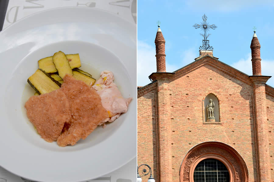 Osteria Il Podestà Asti Italy Restaurant