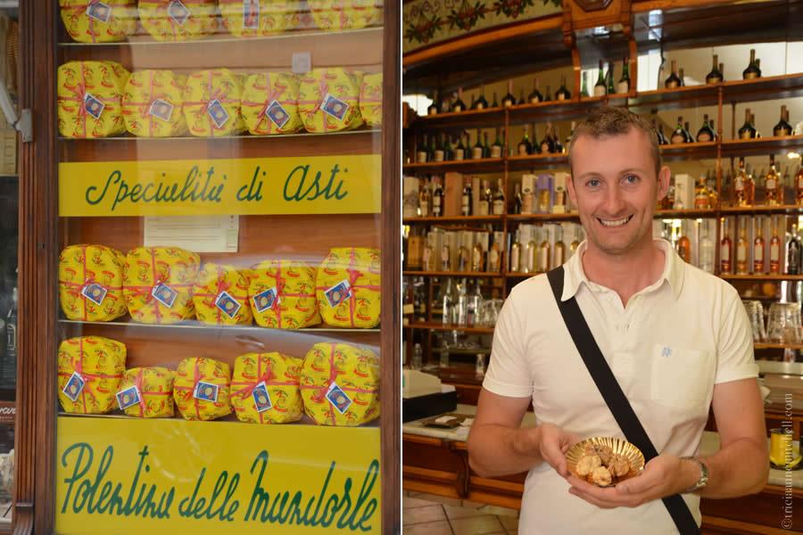 Pastry Shop Asti Italy