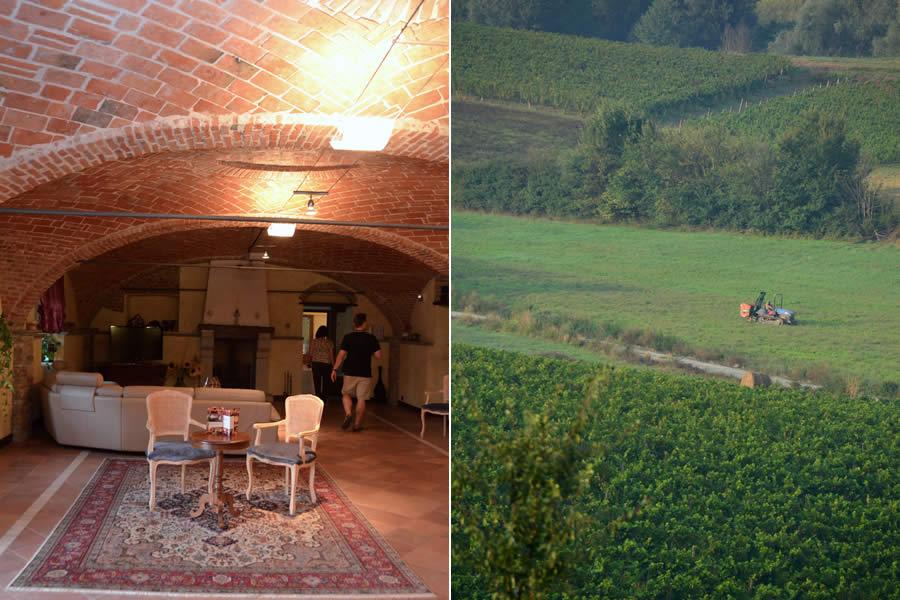 Agriturismo Tenuta La Romana Monferrato Italy