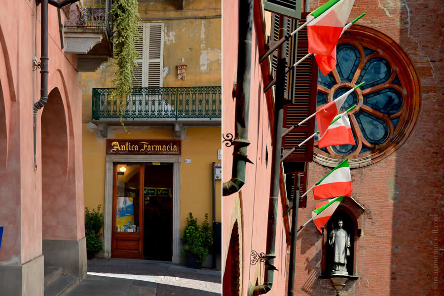 Alba Italy Street Scenes