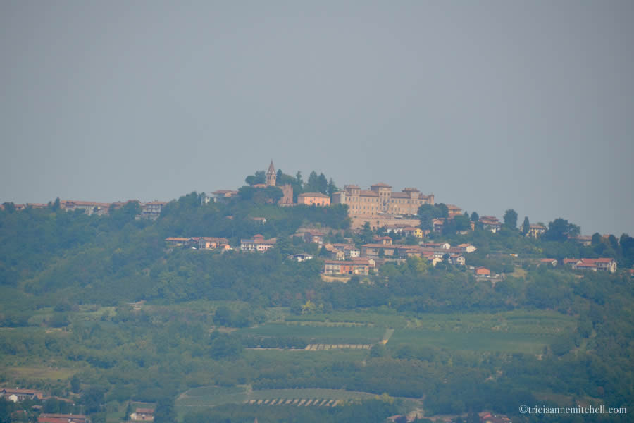 Barbaresco Tower View