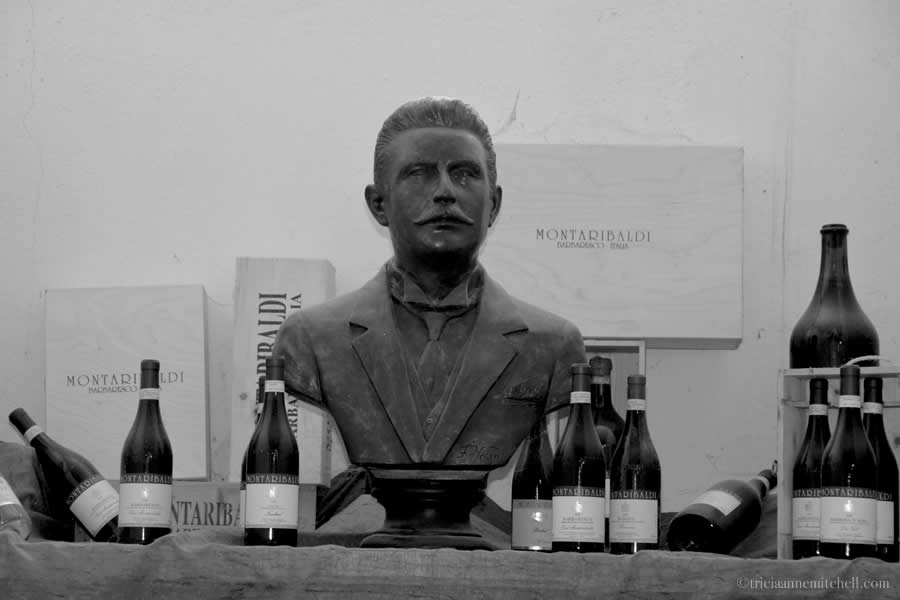 Barbaresco's inventor, Domino Cavazza