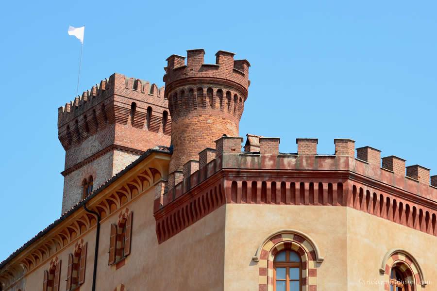 Barolo Castle Italy