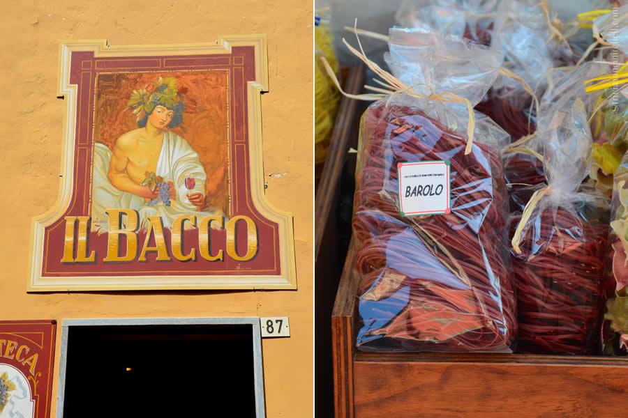 Barolo Pasta Italy