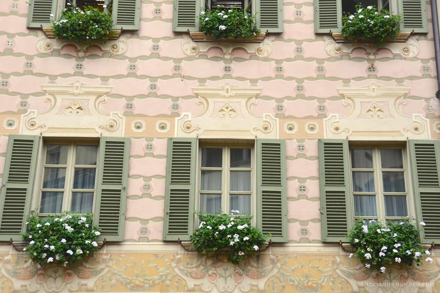 Bellinzona Ticino Architecture