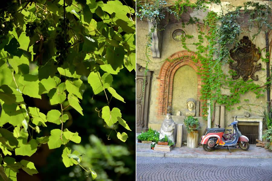 Casa degli Atellani Courtyard Milan