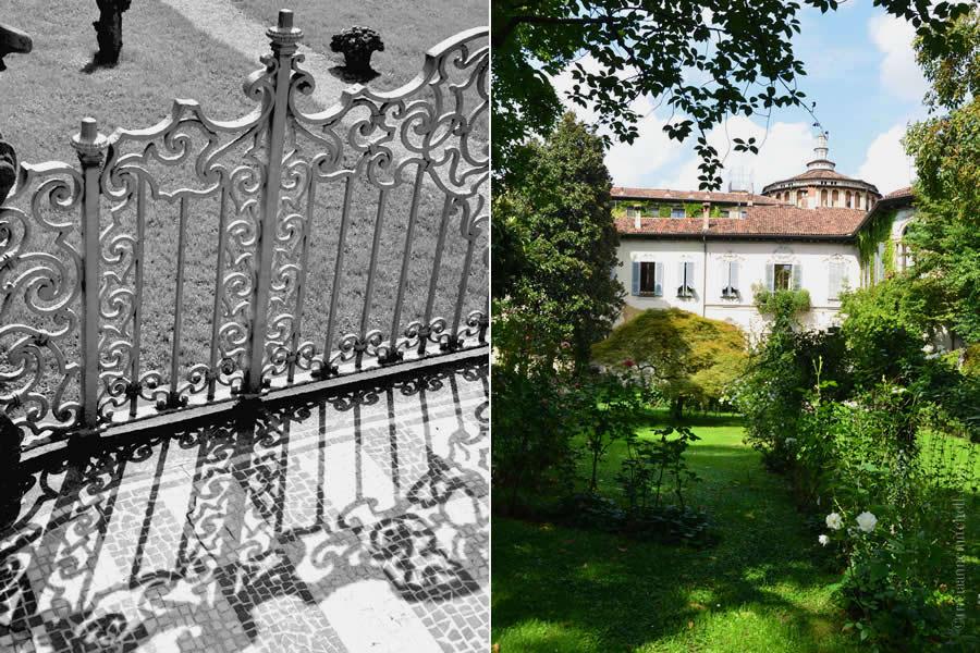 Casa degli Atellani Gardens Milan