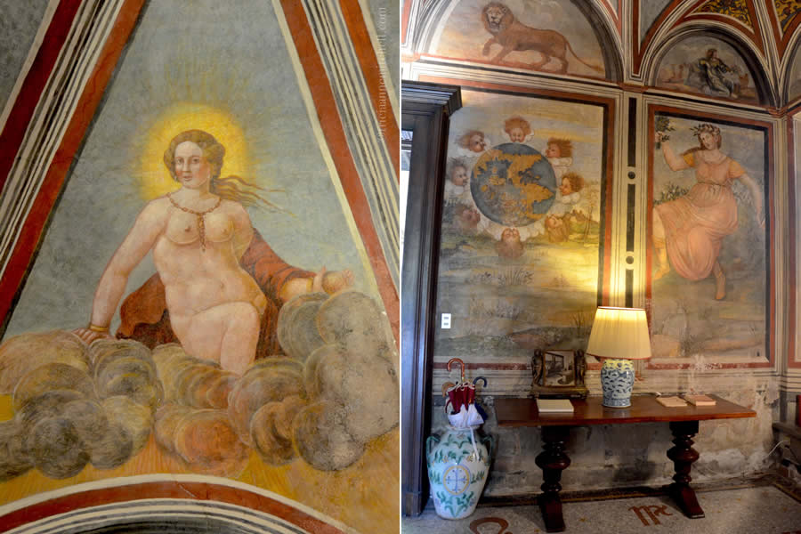 Casa degli Atellani Interior Milan