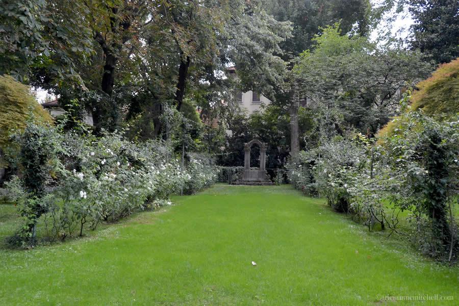 Casa degli Atellani Milan Garden