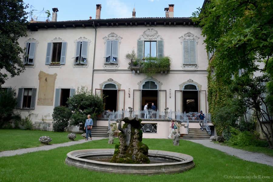 Casa degli Atellani Milano Italy