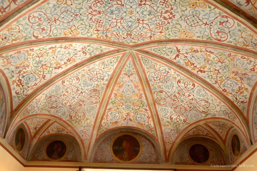 Casa degli Atellani Vigna di Leonardo Milan