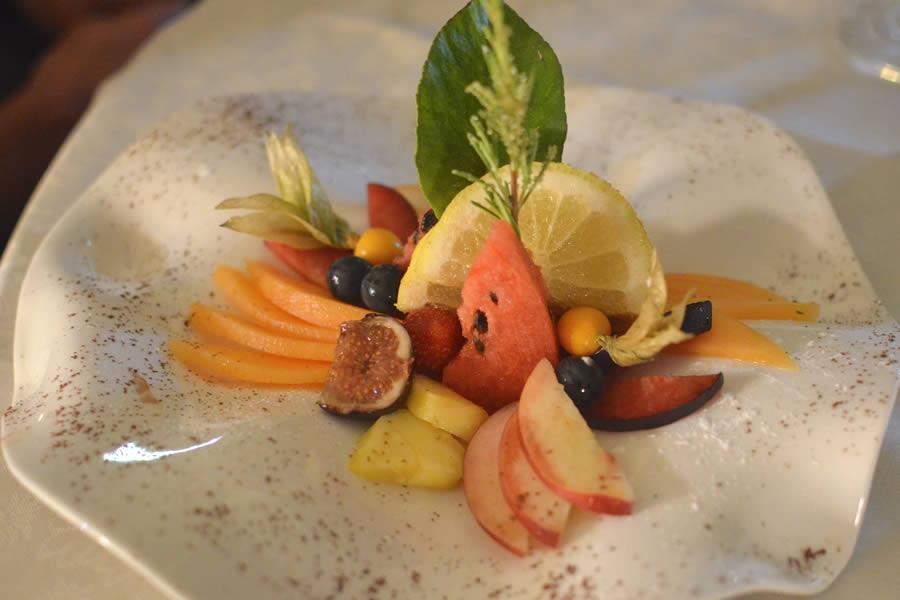 La Riserva del Gusto Fruit Dessert