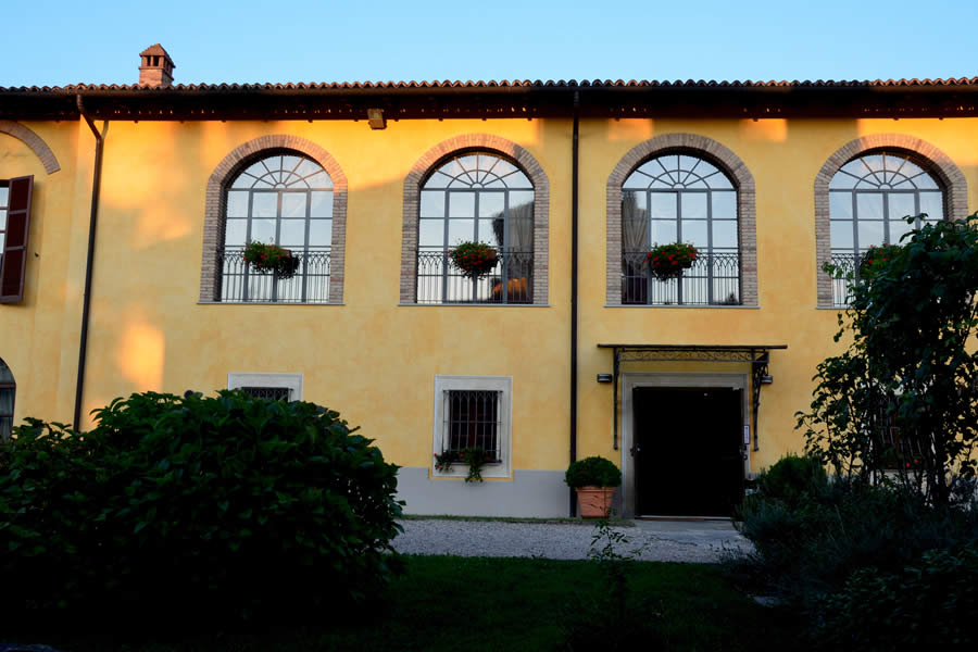 Monferrato Agriturismo Tenuta La Romana