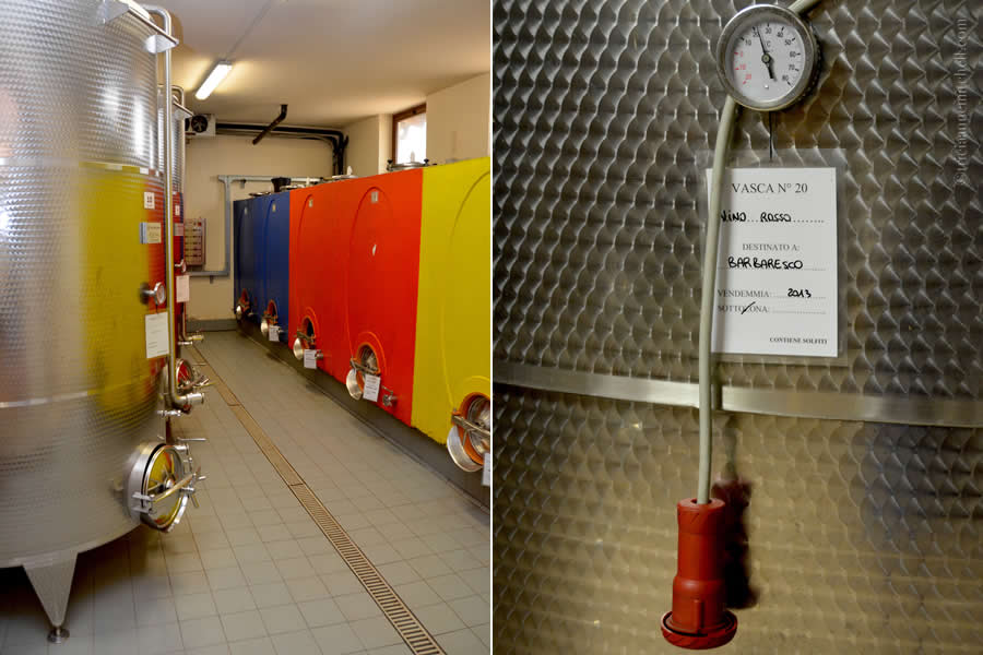 Montaribaldi Barbaresco Wine Piemonte