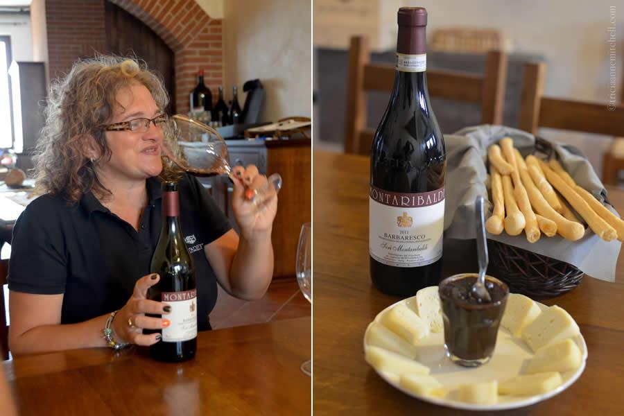 Montaribaldi Wine Tasting Piemonte Italy